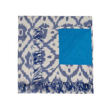 Pareo Ikat Azul