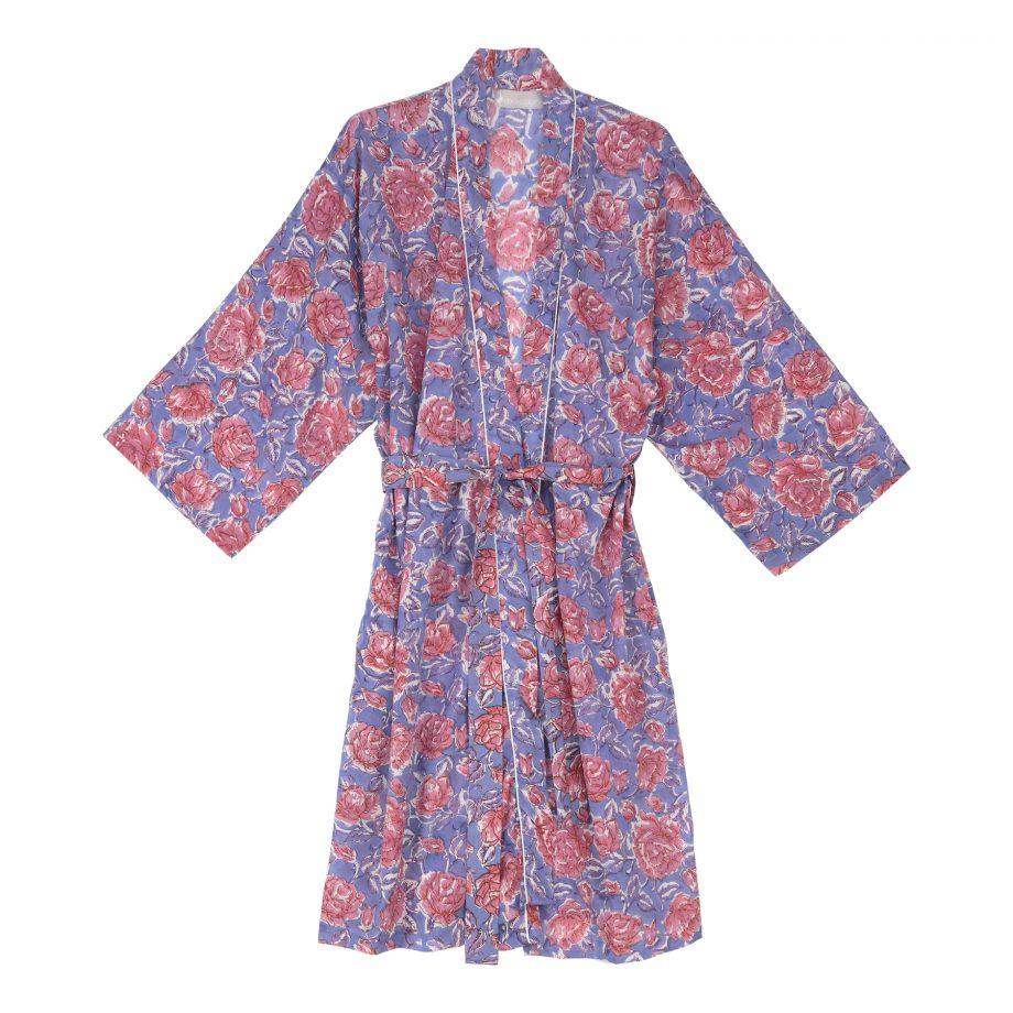 Kimono azulón