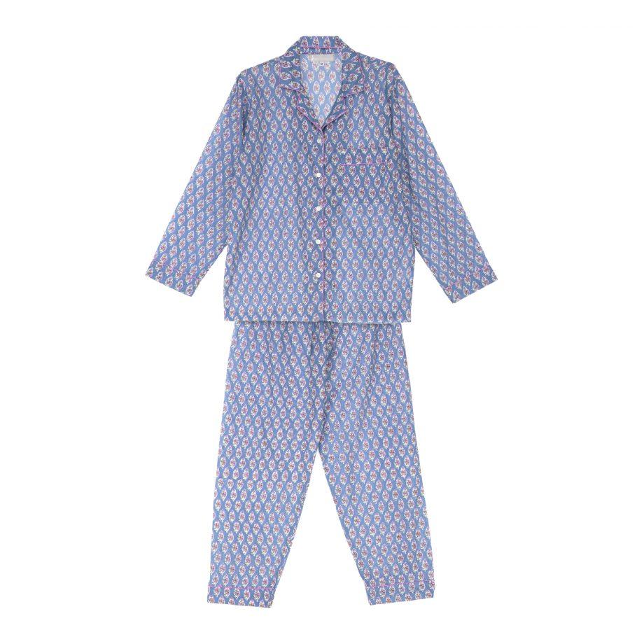 Pijama florecitas