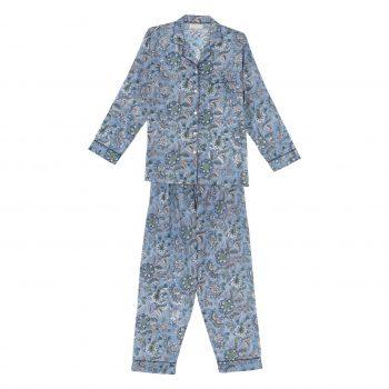 Pijama añil