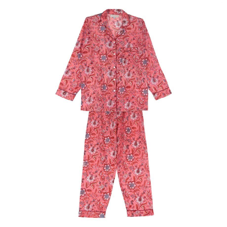 Pijama coral