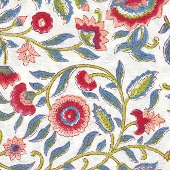 Servilletas flores colores